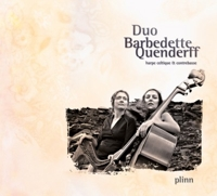 CD Cover: Plinn by Duo Barbedette Quenderff