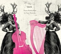 Cd cover: Quirk